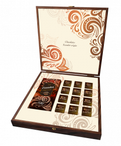 Premium Box Bombons chocolate 70% cacau