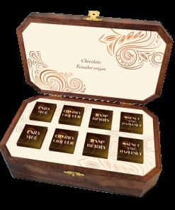Premium Box Bombons chocolate 70% cacau