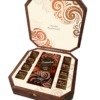 Premium Box Tablete chocolate negro 70%+ 8 Bombons de chocolate